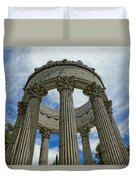 Pulgas Water Temple Duvet Cover