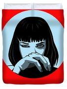 Pulp Fiction Poster 3 Duvet Cover