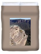 Pulpit Rock - Australia Duvet Cover