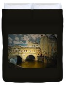 Pulteney Bridge Duvet Cover