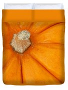 Pumpkin Duvet Cover