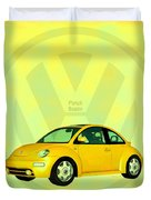 Punch Buggy Duvet Cover