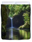 Punchbowl Falls Duvet Cover