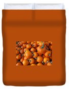 Punkin Head Duvet Cover