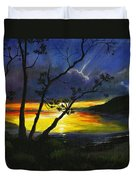 Purdy Sunset Duvet Cover