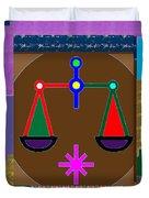 Pure Decoration Zodiac Symbol Art Duvet Cover
