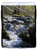 Pure Mountain Stream Duvet Cover