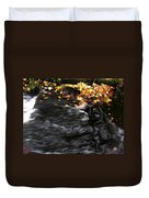 Pure Wild Autumn Denmark Duvet Cover