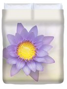 Purity And Grace Duvet Cover