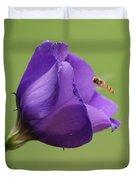Purple 4 Duvet Cover