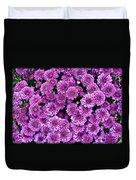 Purple Blanket Duvet Cover
