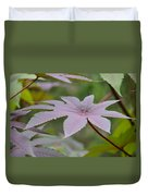 Purple By Nature II Duvet Cover
