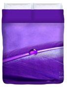 Purple Daydream Duvet Cover