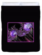 Purple Dream Duvet Cover