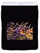 Purple Glory Duvet Cover