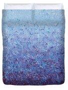 Purple Gradient Duvet Cover