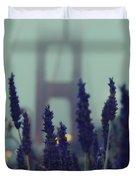 Purple Haze Daze Duvet Cover