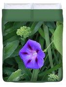 Blume-bestaubung Duvet Cover