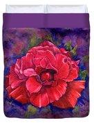 Purple Passion Duvet Cover