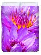 Purple Perfection Duvet Cover