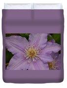 Purple Pleaser Duvet Cover