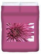 Purple Pow Duvet Cover