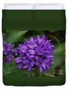 Purple Pride Duvet Cover