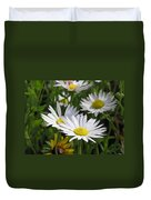 Pushing Up Daisies Duvet Cover
