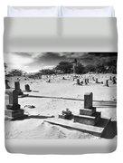 Puupiha Cemetery Lahaina Maui Duvet Cover