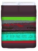 PVC Duvet Cover