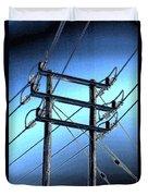 Pylon 21b Duvet Cover