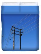 Pylon 23 Duvet Cover