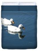Quackers Duvet Cover