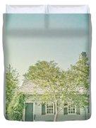 Quaint Home Duvet Cover