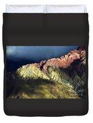 Quebrada De Humahuaca Argentina 3 Duvet Cover