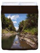 Quechee Gorge Duvet Cover