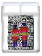 Queen And King Duvet Cover