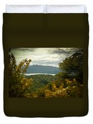 Queen Charlotte Sound Duvet Cover