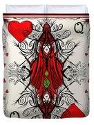 Queen Of Arts Duvet Cover