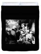 Queen Victoria & Son Duvet Cover