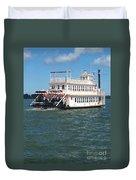 Queen Victoria Ferry Duvet Cover
