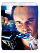 Quentin Tarantino Artwork 1 Duvet Cover