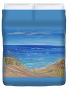 Quick Seascape 1 Duvet Cover