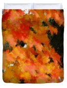 Quick Take On Autumn Duvet Cover