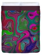 Quiet Abstraction Duvet Cover