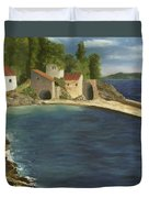 Quiet Cove Duvet Cover