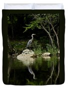 Quiet Waters Duvet Cover