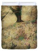 Quietude Of The Forest Duvet Cover