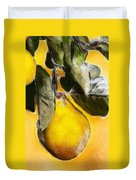 Quince Duvet Cover