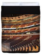 Quite Time Chicago United Center Before The Gates Open 02 Duvet Cover